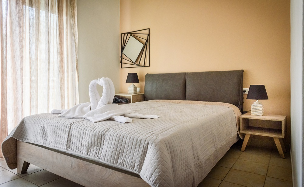 Apartment double bed-2